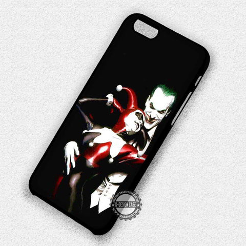 Mr. & Mrs. Joker - iPhone 7 6 Plus 5c 5s SE Cases & Covers