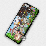 Mr. Hayao's Masterpieces - iPhone 7 6 Plus 5c 5s SE Cases & Covers