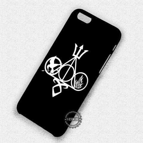 Multifandom Harry Potter - iPhone 8+ 7 6s SE Cases & Covers