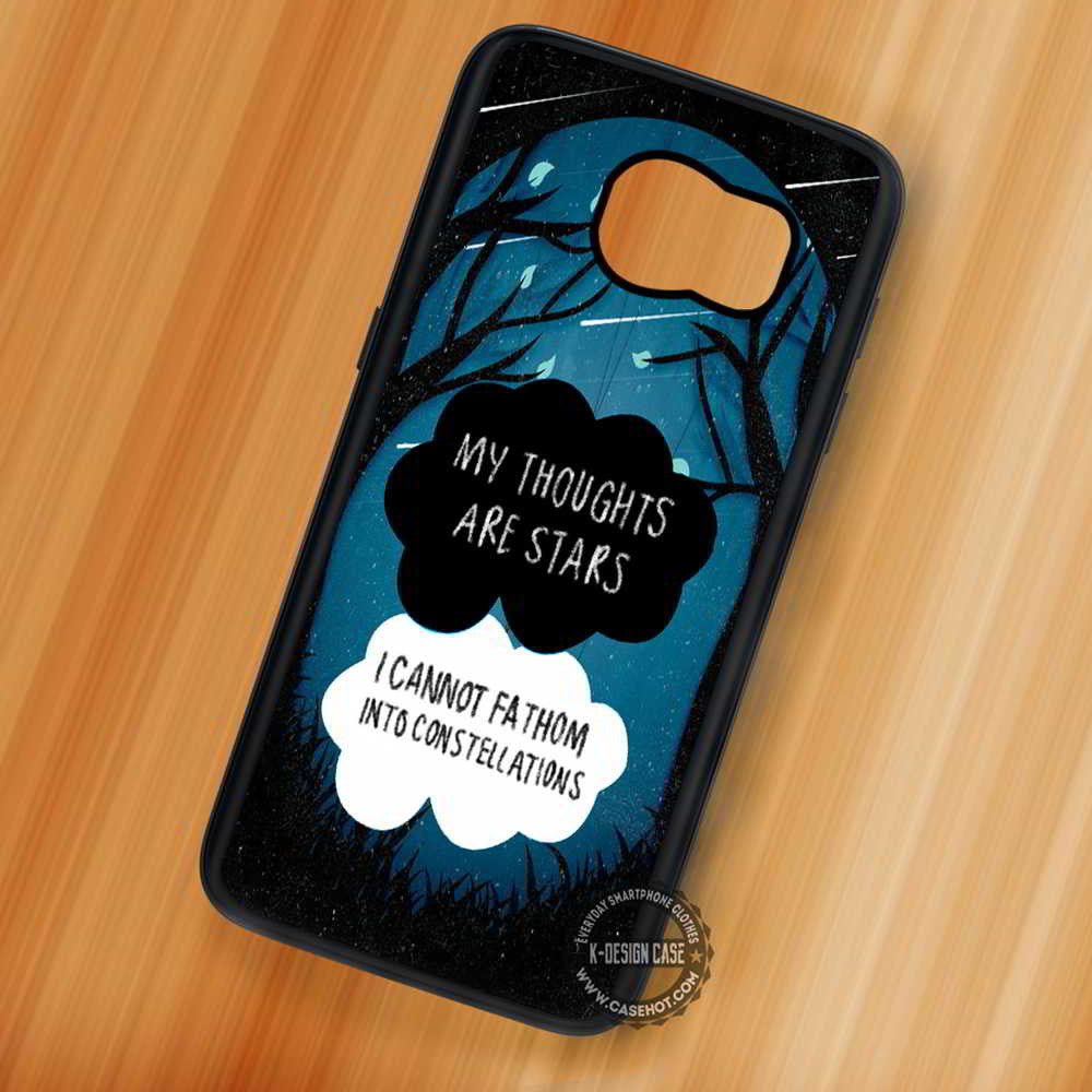 The Fault In Our Stars Quote John Green Samsung Galaxy S7 S6 S5