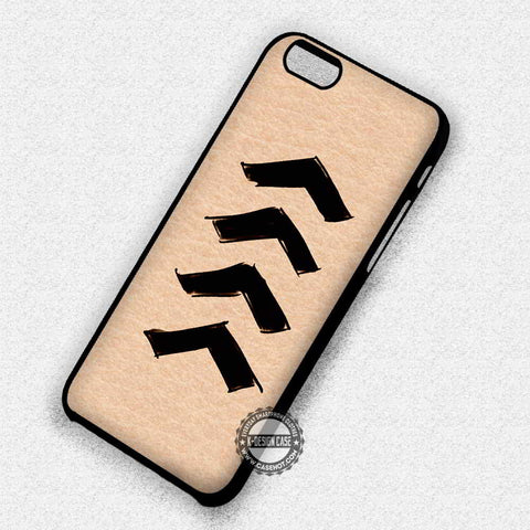 New Arrows Tattoo - iPhone X 8+ 7 6s SE Cases & Covers