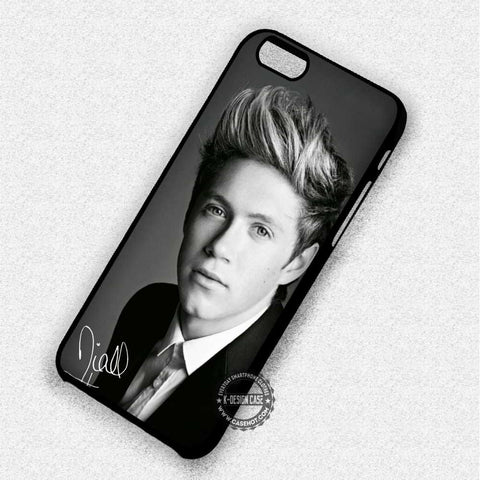 Niall with Signature - iPhone 7+ 6S 5 SE Cases & Covers