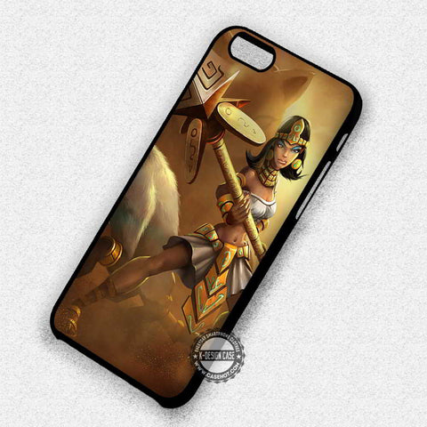 League of Legends Nidalee - iPhone 7 6 Plus 5c 5s SE Cases & Covers