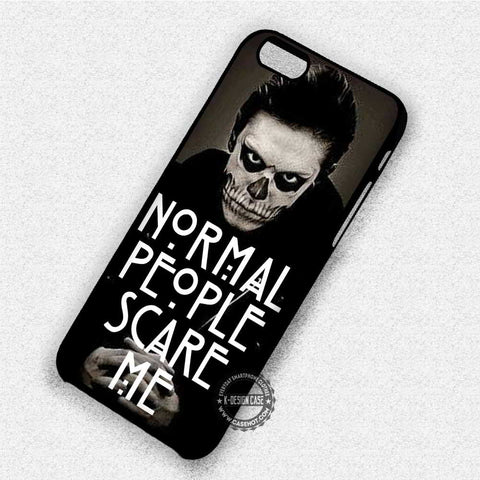 Scare Me Evan Peters - iPhone 7 6 Plus 5c 5s SE Cases & Covers