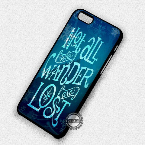 Not All Tolkien - iPhone 7 6 Plus 5c 5s SE Cases & Covers