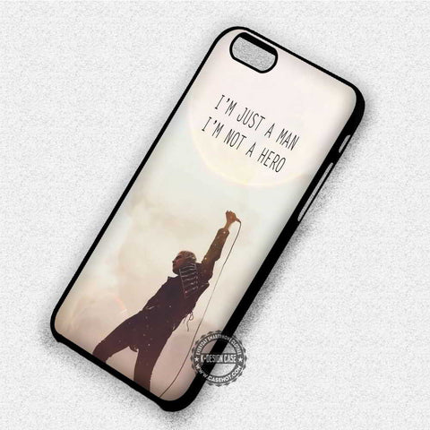 Not A Hero - iPhone 7 6 Plus 5c 5s SE Cases & Covers