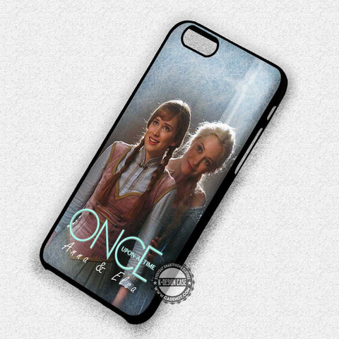 Anna and Elsa - iPhone 7 6 5 SE Cases & Covers