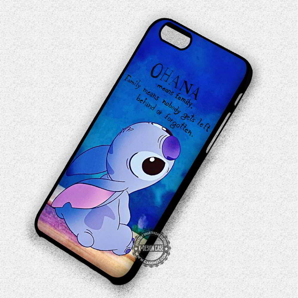 disney stitch iphone 8 case
