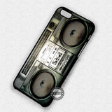 Old 80's Boombox - iPhone 7 6 Plus 5c 5s SE Cases & Covers