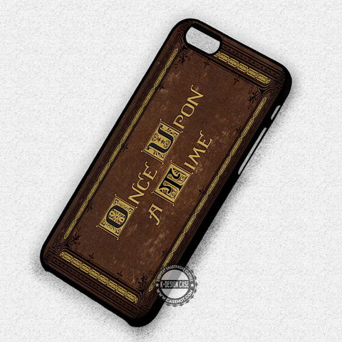 Once Upon a Time Book Vintage - iPhone 7 6 Plus 5c 5s SE Cases & Covers