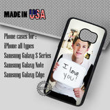One Direction Niall - Samsung Galaxy S7 S6 S5 Note 5 Cases & Covers