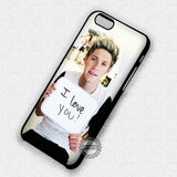 One Direction Niall - iPhone 7  Plus 6S SE 4 Cases & Covers