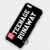 Teenage Runaway - iPhone 7+ 6S 5 SE Cases & Covers