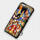 One Piece Luffy Zoro - iPhone 7 6 Plus 5c 5s SE Cases & Covers