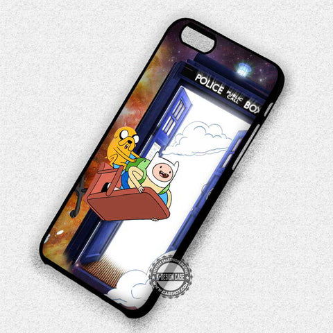 Outer Space Adventure Time - iPhone 7 6 Plus 5c 5s SE Cases & Covers