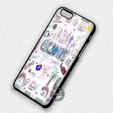 Our Seconds Life Art - iPhone 8+ 7 6s SE Cases & Covers