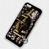 Collage Panic At The Disco - iPhone 7 6 Plus 5c 5s SE Cases & Covers