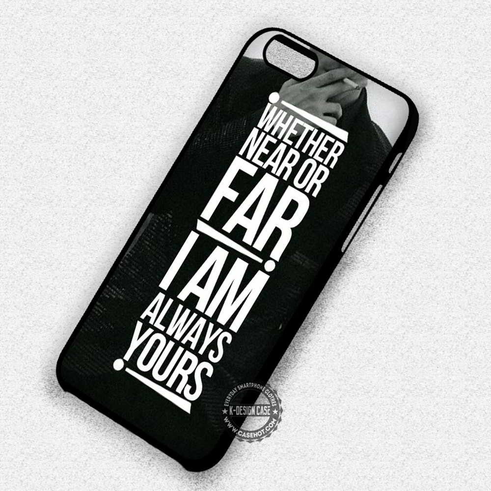 pretty nice 5dbf3 e9b2c Quote Panic At The Disco - iPhone 7 6 5 SE Cases & Covers