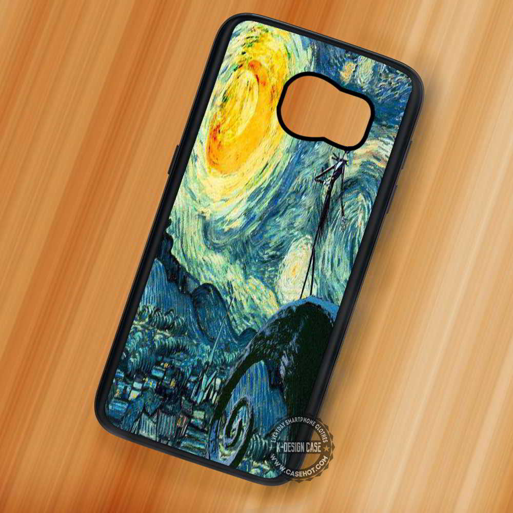 Starry Night Jack Skellington Nightmare Before Christmas - Samsung ...