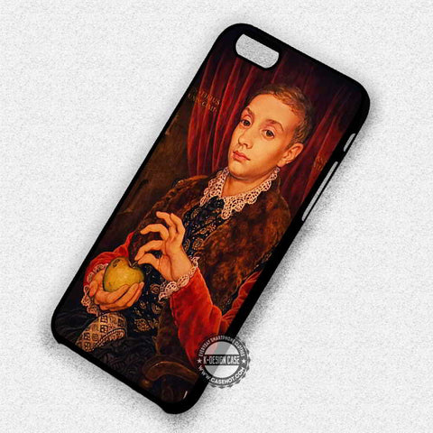 Painting Boy With Apple - iPhone 7 6 Plus 5c 5s SE Cases & Covers