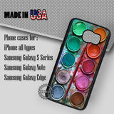 Painting Box Chevron - Samsung Galaxy S7 S6 S5 Note 5 Cases & Covers