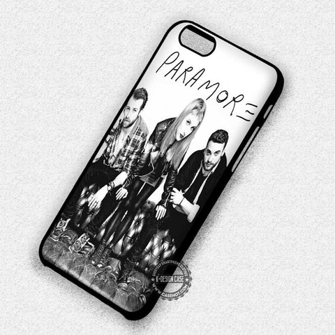 Paramore Music Band - iPhone 7 6 Plus 5c 5s SE Cases & Covers