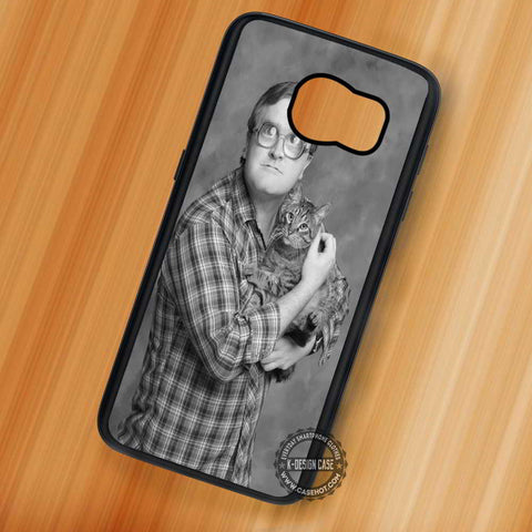 Park Boys Bubbles Trailer Retro TV Series - Samsung Galaxy S7 S6 S5 Note 7 Cases & Covers