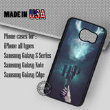 Harry Potter Patronus - Samsung Galaxy S8 S7 S6 Note 8 Cases & Covers