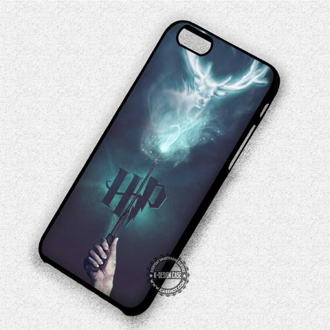 Patronus Harry Potter - iPhone 8+ 7 6s SE Cases & Covers
