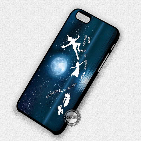 Peter Pan's Quote - iPhone 7 6 Plus 5c 5s SE Cases & Covers