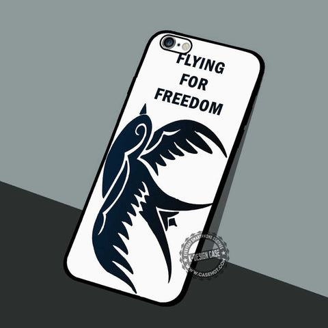Philosophy of Bird - iPhone 7 6 5 SE Cases & Covers