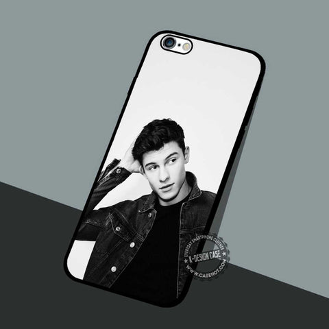 Shawn Mendes Collection - iPhone 7 6 5 SE Cases & Covers