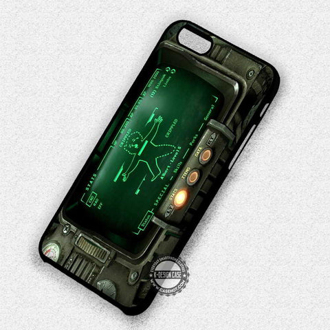 PipBoy 3000 Geekery - iPhone 7 6 Plus 5c 5s SE Cases & Covers