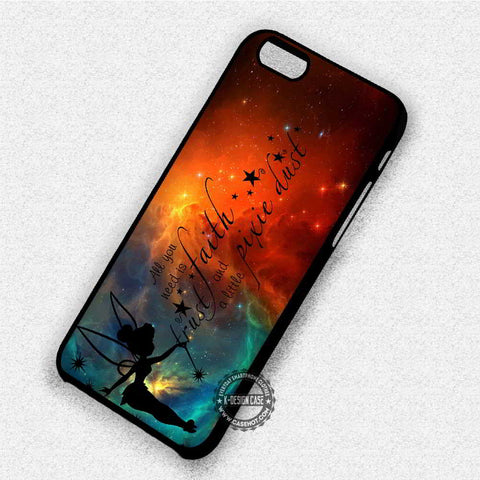 Pixie Dust Tinkerbell - iPhone 7 6 Plus 5c 5s SE Cases & Covers