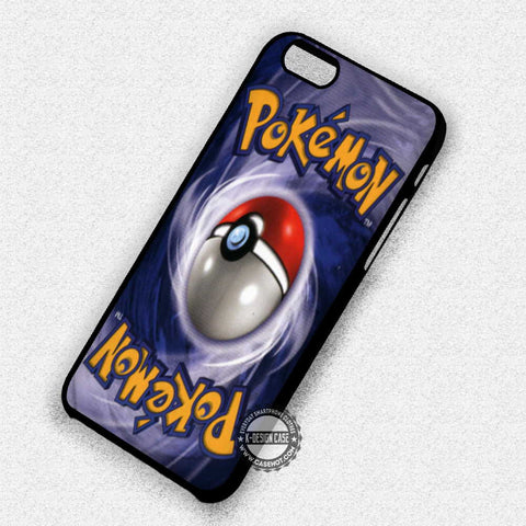 Pokemon Card - iPhone 7 6 Plus 5c 5s SE Cases & Covers