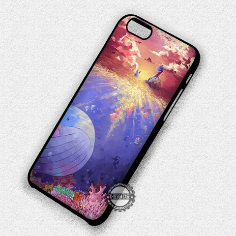Pokemon Painting - iPhone 7 6 Plus 5c 5s SE Cases & Covers