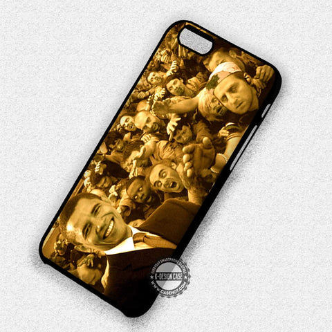 President And Zombie - iPhone 7 Plus 6S 5 SE Cases & Covers