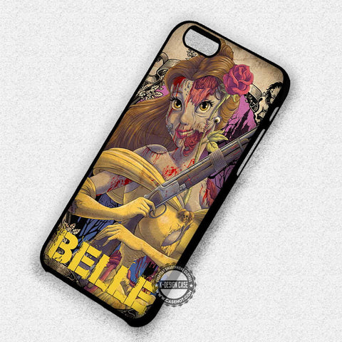 Princess Belle Zombie - iPhone 7 Plus 7 6S  SE Cases & Covers