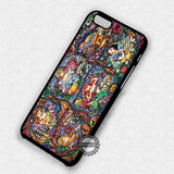 Princess Stained Glass Disney - iPhone 7 6 Plus 5c 5s SE Cases & Covers