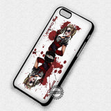 Quinn Joker Card - iPhone 7 6 Plus 5c 5s SE Cases & Covers