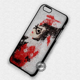Harley Quinn Painting - iPhone 7 6 Plus 5c 5s SE Cases & Covers