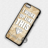 Quotes Vintage Beyonce - iPhone 7 6 Plus 5c 5s SE Cases & Covers