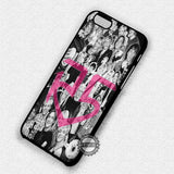 R5 Collage Ross Lynch - iPhone 7 6 Plus 5c 5s SE Cases & Covers