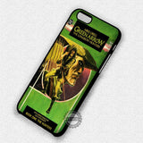 Retro Green Arrow - iPhone 7 6 5 SE Cases & Covers
