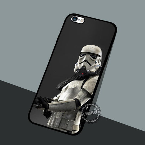 Rodian Sniper Star Wars - iPhone 7 6 5 SE Cases & Covers