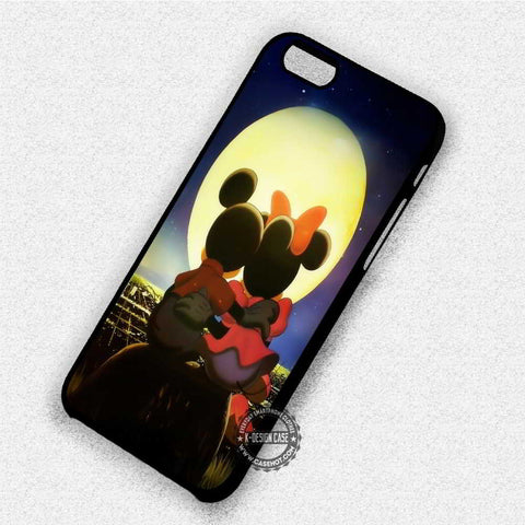 Romantic Mickey Minnie - iPhone X 8+ 7 6s SE Cases & Covers