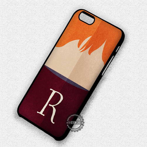 Ron Weasley Face - iPhone 8+ 7 6s SE Cases & Covers