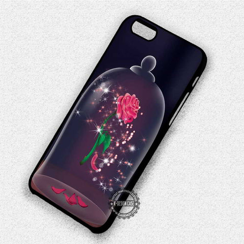 Rose in the Glass - iPhone 8+ 7 6s SE Cases & Covers