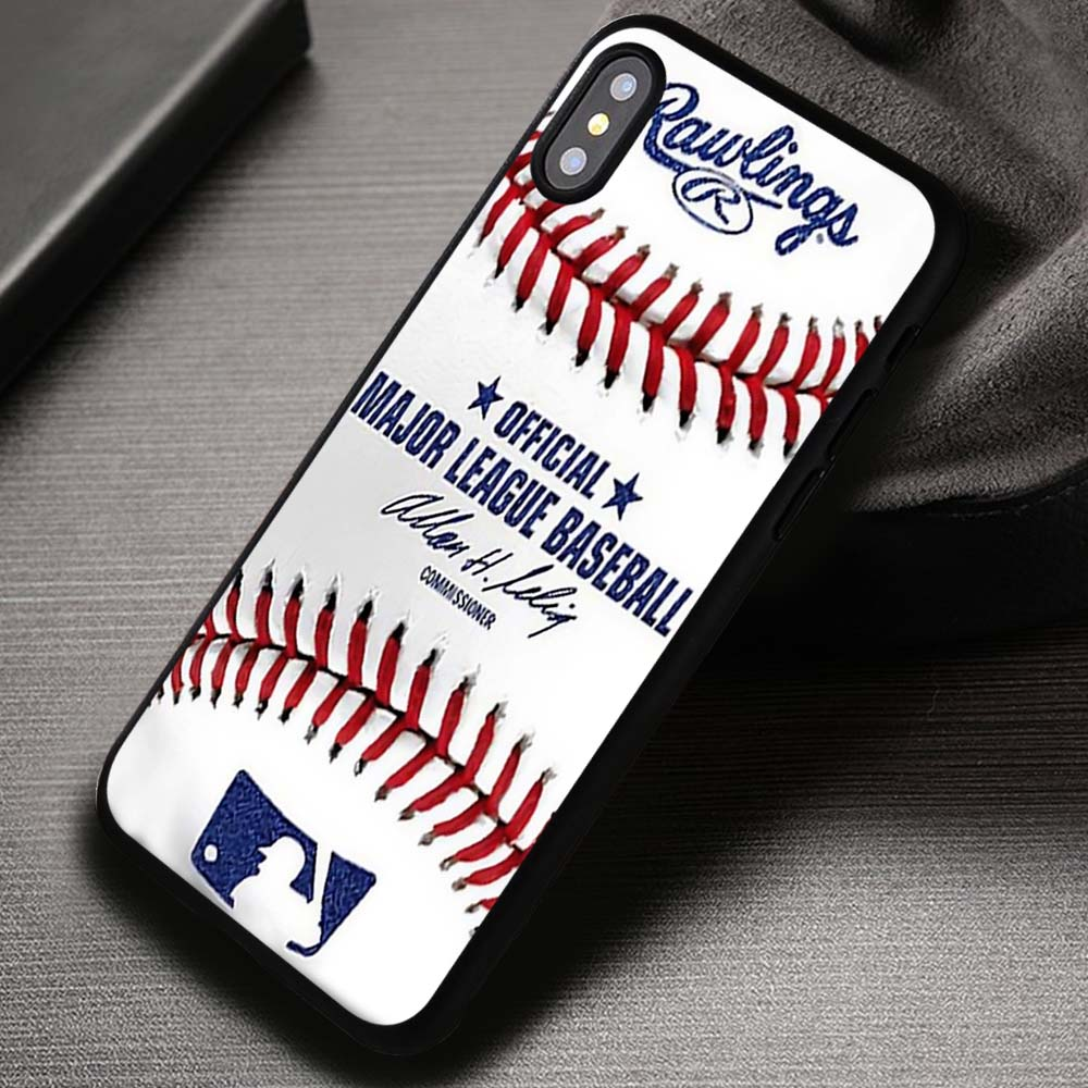 promo code 8b6e6 417c6 Rowlings Baseball Sport - iPhone X 8+ 7 6s SE Cases & Covers #iPhoneX