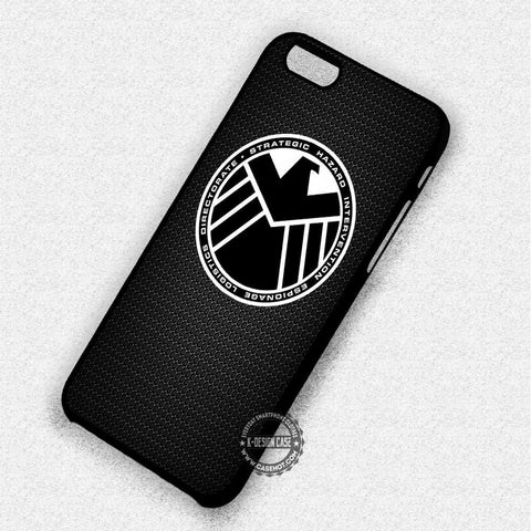 Agent Black Shield - iPhone 7 6 5 SE Cases & Covers